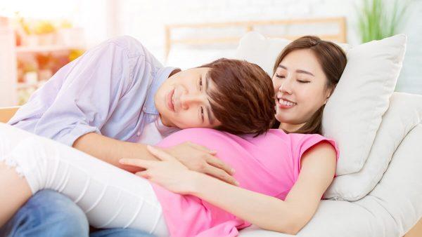 Chế độ hưởng thai sản giúp các mẹ yên tâm hơn trong quá trình nuôi con nhỏ