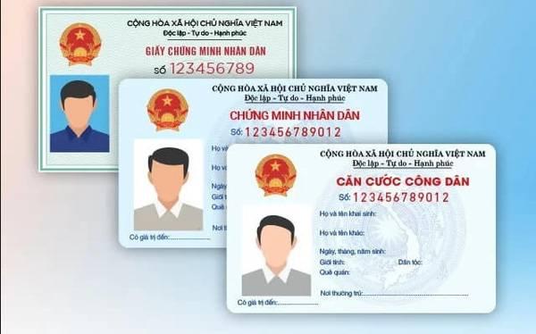 Bộ Công an đang triển khai kế hoạch xây dựng mẫu CMND Mới là thẻ Căn cước Công dân