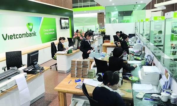 Chi nhánh Vietcombank ở quận 2