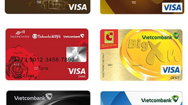 Đăng ký thẻ visa Vietcombank để hưởng nhiều chính sách ưu đãi