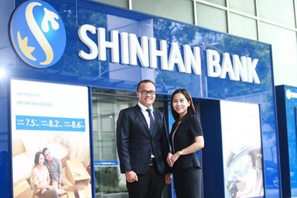 Ngân hàng Shinhan hỗ trợ nợ xấu