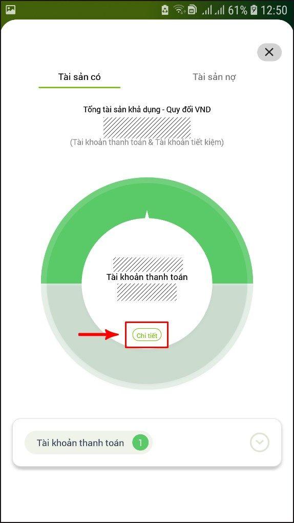 Cách tìm lại stk Vietcombank