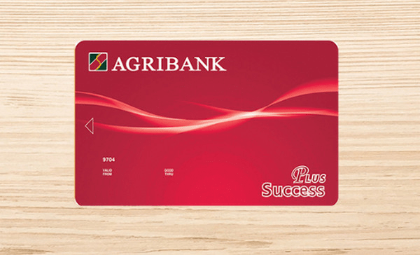 Thẻ ATM ngân hàng Agribank