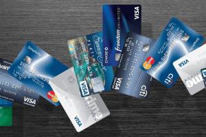 các thẻ ngân hàng
