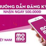 Cách liên kết momo với ngân hàng để thanh toán online nhận ngay quà tặng 500K