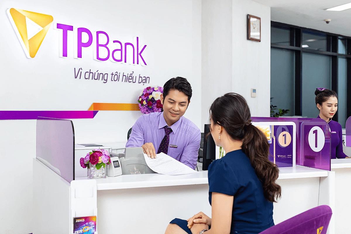 Các sản phẩm, dịch vụ tại ngân hàng TPBank
