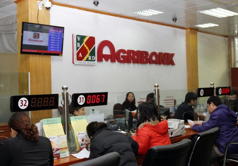 Lãi suất vay tín chấp theo lương tại Agribank