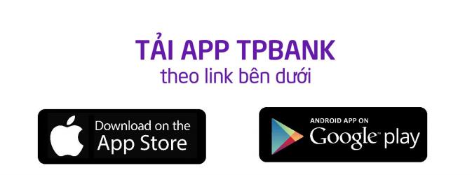 Tải app TPBank theo link
