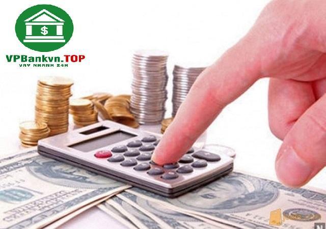 yêu cầu vay tiền theo bảng lương ngân hàng vpbank
